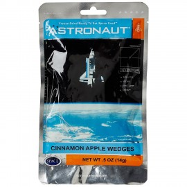 Astronaut Apple Wedges