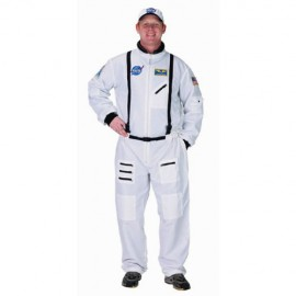 Adult NASA space suit (white)