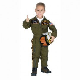 US air force pilot suit