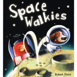 Space Walkies by Robert Dunn