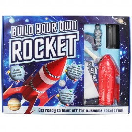 Build your own rocket craft activity set