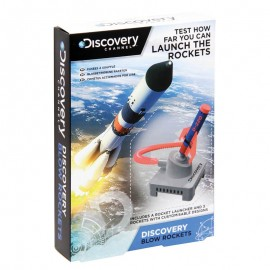 Discovery Channel Blow Rocket