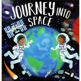 Journey into Space by Marnie Willow