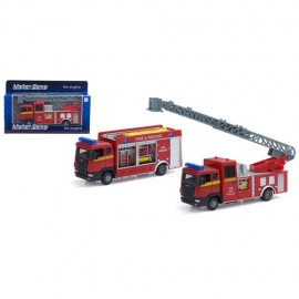 Motor Zone Die Cast Fire Engine toy