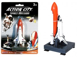 Mini Space shuttle and launcher (9111)