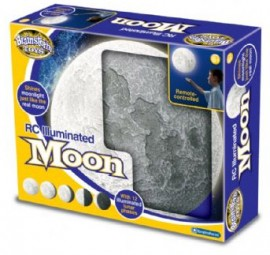 RC Illuminated Moon