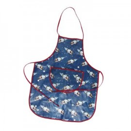 Spaceboy children's apron
