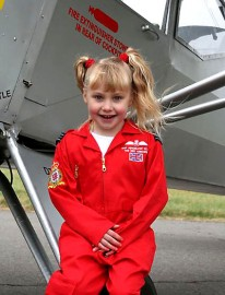 Red Arrows Official flying suit