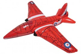 Inflatable Red Arrows Hawk
