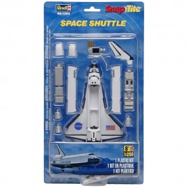 Snap together Space Shuttle model by Revell