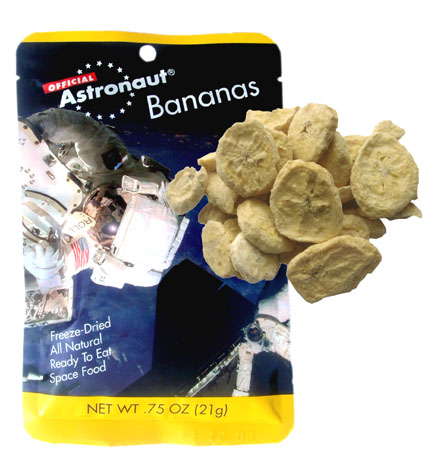 astronaut snacks from the 70s - photo #47